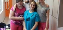 7. razred v fitnesu