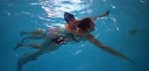 Mi gremo pa v Zreče….se plavat naučit.