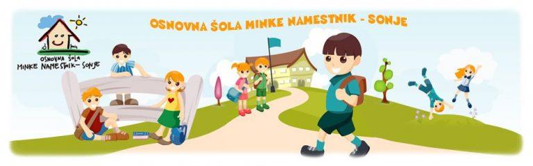 OŠ Minke Namestnik Sonje Slovenska Bistrica