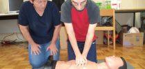 Teden RK in uporaba avtomatskega defibrilatorja