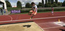 Področne športne igre v atletiki