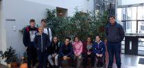 Obisk srednjih šol s programi nižjega poklicnega izobraževanja