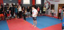 Športni dan – borilne veščine